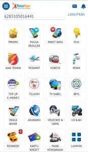 Pilihan fitur aplikasi bebasbayar