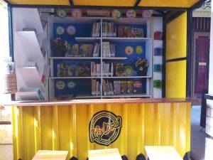Kafe Literasi SD PK