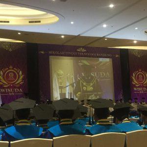 Wisuda STT Bandung