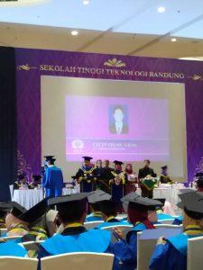 Wisuda STT Bandung_Pelantikan Wisudawan