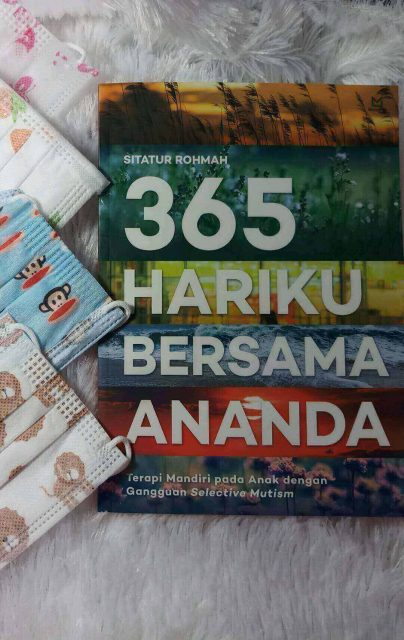 Buku 365 Hariku Bersama Ananda