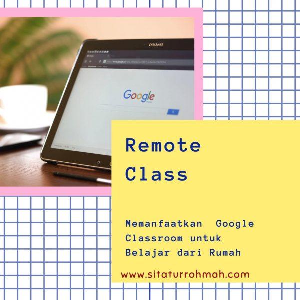 Remote class