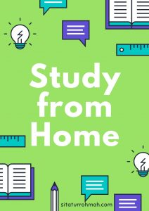 Remote class_study from home