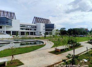 UNTAN cyber university_kampus kekinian
