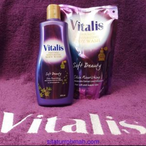 Vitalis Body Wash Soft Beauty