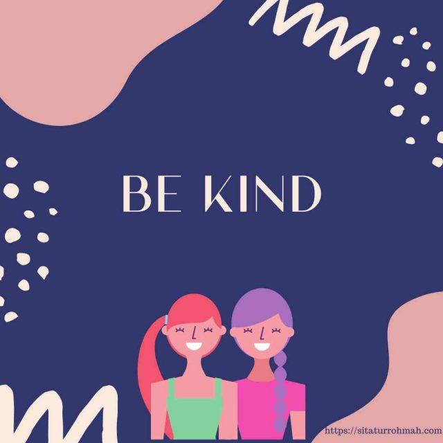 Jangan mau jadi jomlo abadi_be kind