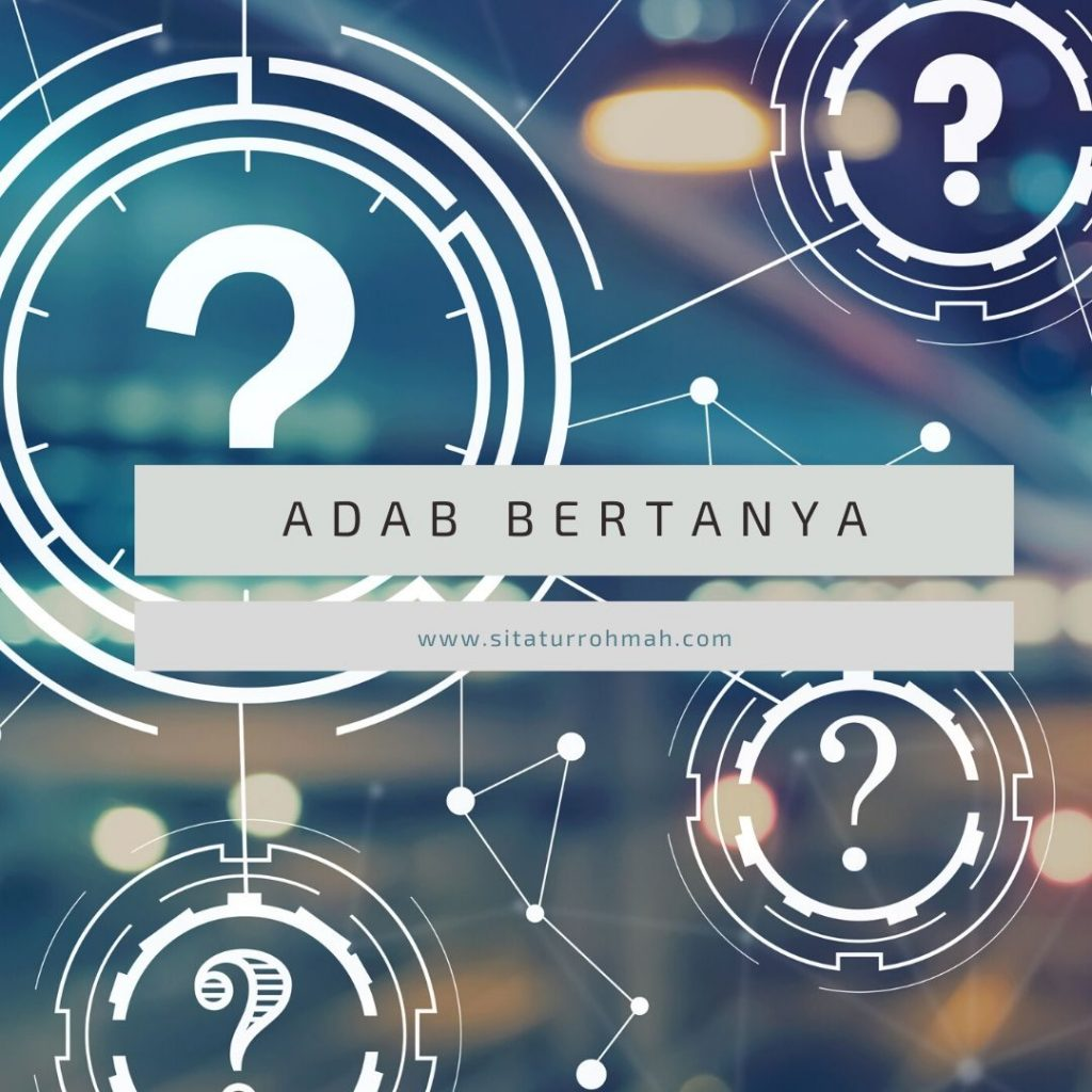 adab bertanya_media