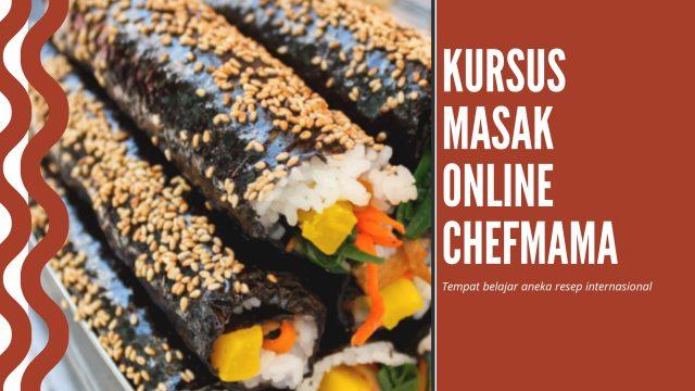 Kursus Masak Online Chefmama