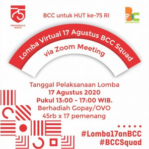 lomba virtual 17 Agustus