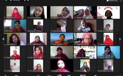 Lomba Virtual 17 Agustus, Seru Banget!