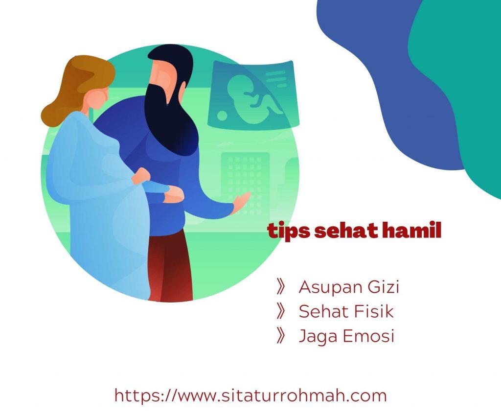 Tips menjaga kehamilan
