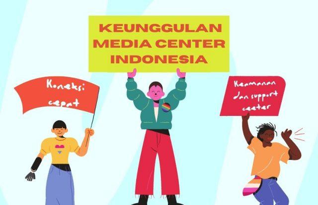 keunggulan data center Indonesia