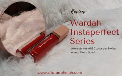Review Wardah Instaperfect