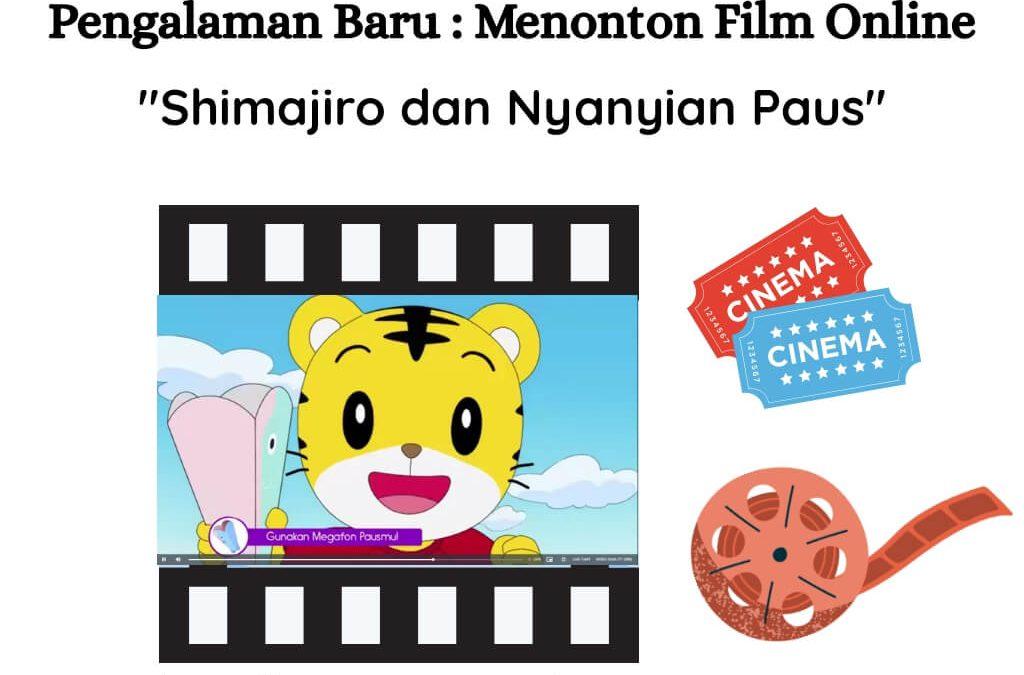 """Nonton Film Online """"Shimajiro dan Nyanyian Paus"""""""