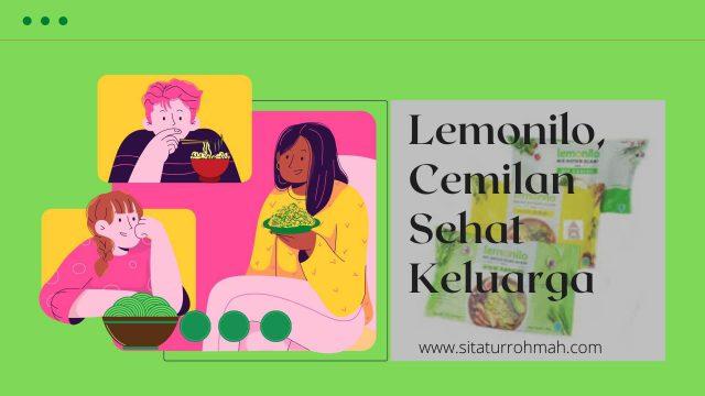 Lemonilo camilan sehat keluarga