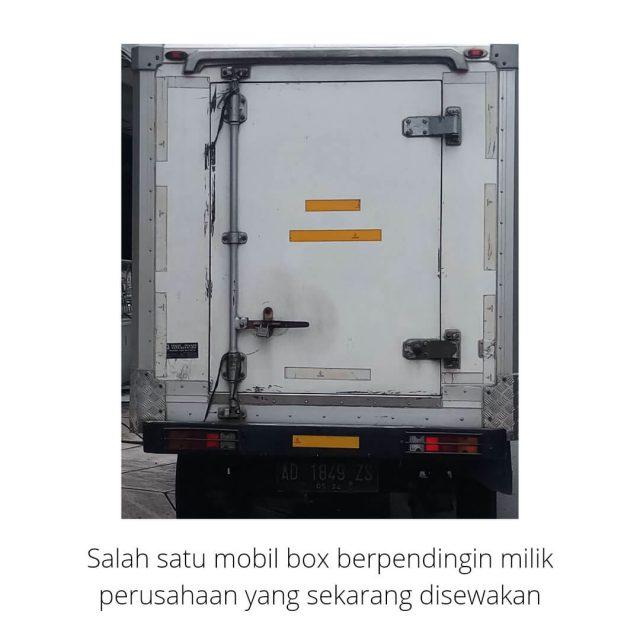 Manajemen inventory mobil pengirimam