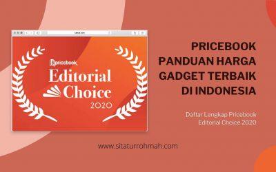 Pricebook Panduan Belanja Gadget Terbaik di Indonesia