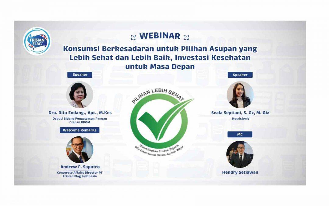 seminar logo pilihan lebih sehat