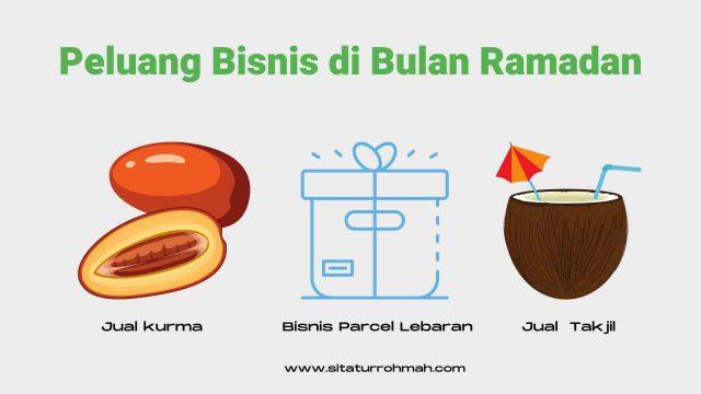 ide bisnis bulan ramadan takjil dan parcel