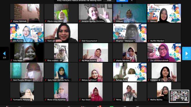 online gathering peserta