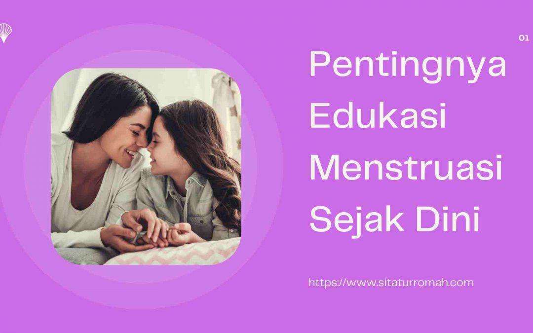 edukasi menstruasi