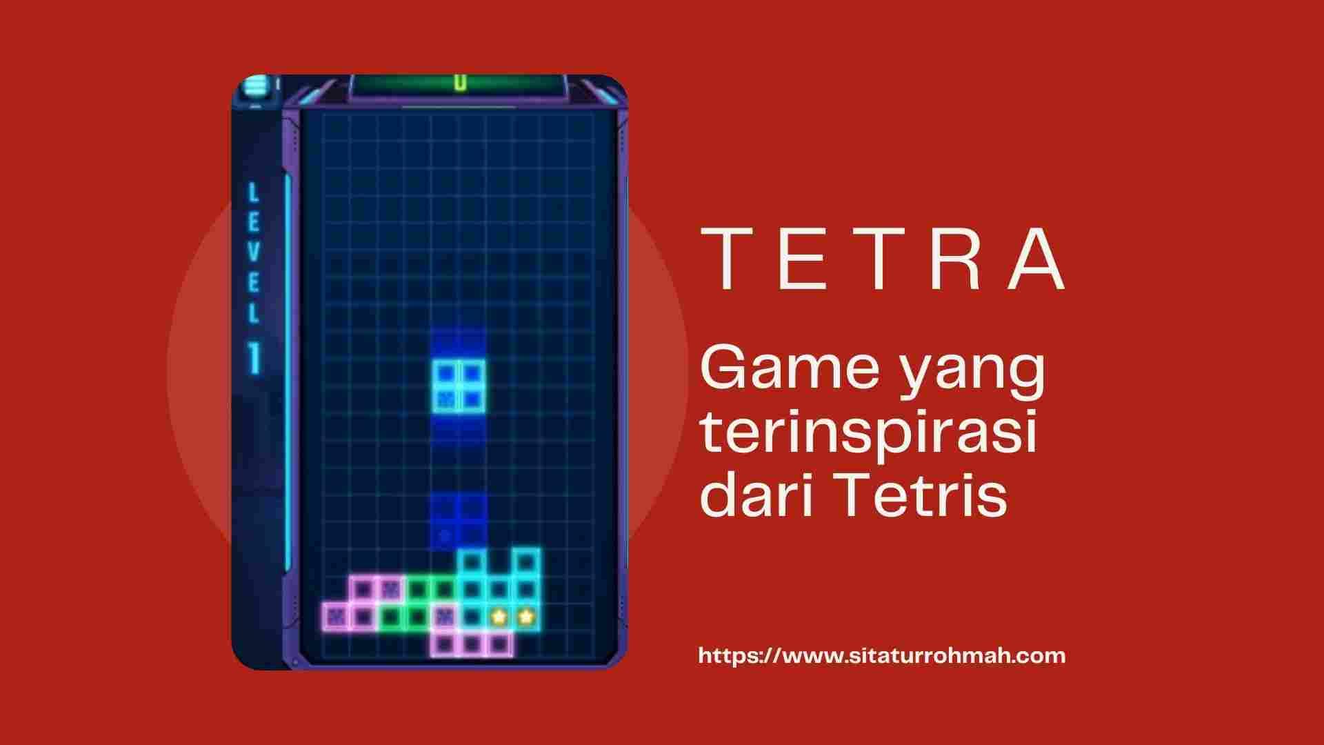 tetra game tetris terbaik