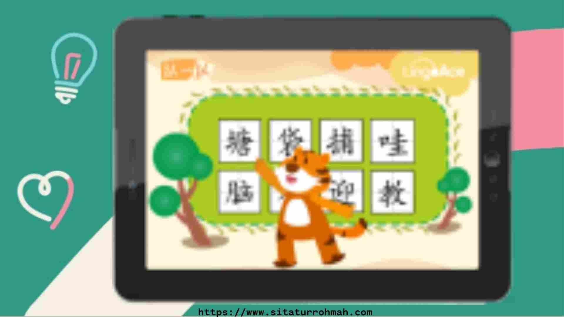 belajar bahasa mandarin untuk anak